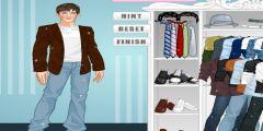 Yakışıklı Erkek Giydirme oyunu Resim fotoğraf