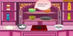 Yumurtalı Kek Yapma oyunu Resim fotoğraf